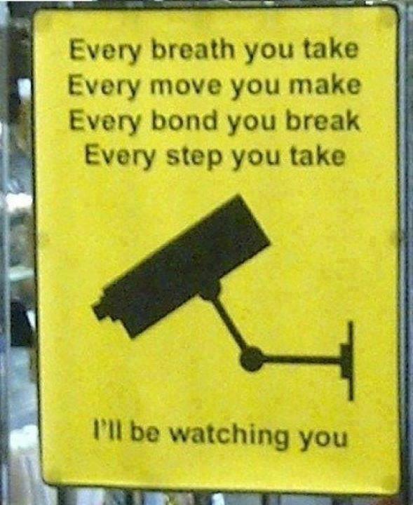 overvakning