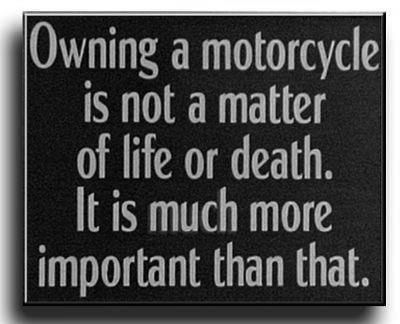 owningabike