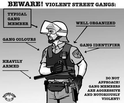 policegang